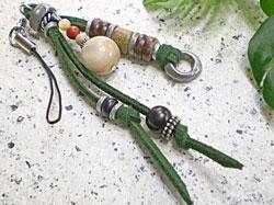 海からの贈り物★夜光貝(ヤコウガイ)ストラップ