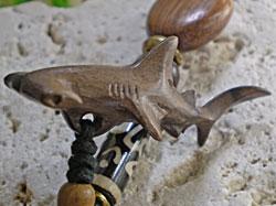 ウッド(木彫り)/シュモクザメ